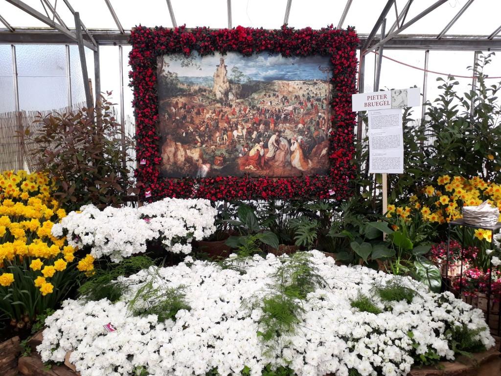 De Gentse azalea op Floralia Brussels