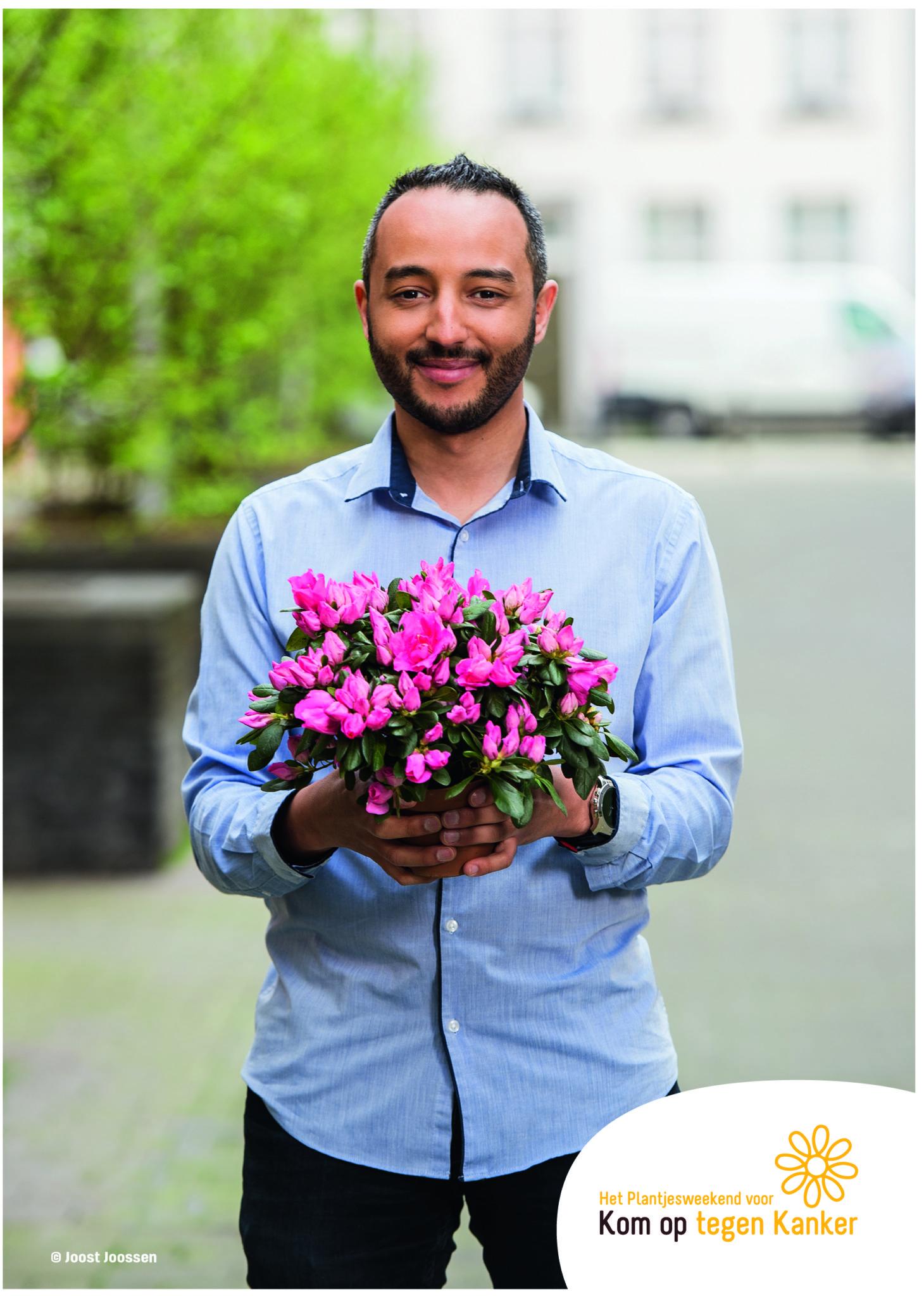 Campagnebeeld Plantjesweekend Kom Op Tegen Kanker 2019